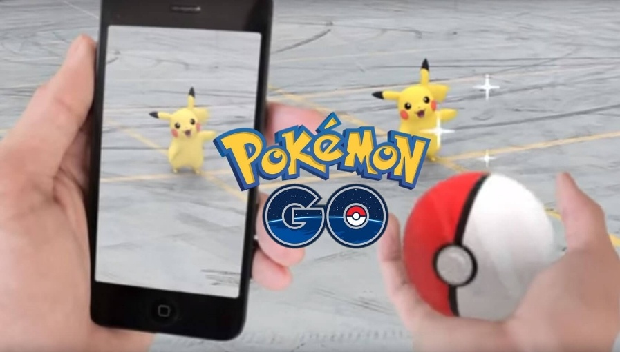 How Nintendo is Using Augmented Reality in Pokémon GO